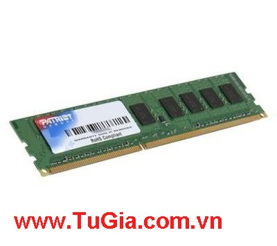 PATRIOT DDR3 8GB /1333MHz (1 thanh 8Gb bus 1333)