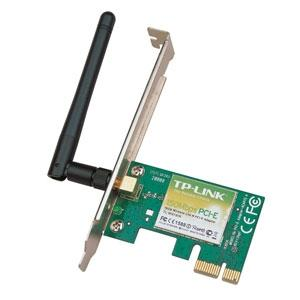 TP-Link 150Mbits Wireless LAN Card (PCI-E) for PC ( TL-WN781ND ) - Anten rời