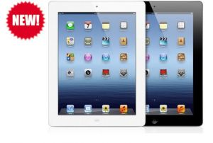 Apple The New iPad 16GB Wifi (ipad3)
