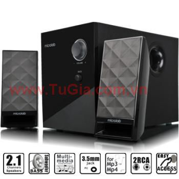 Loa Microlab M300 2.1 (40W) new model