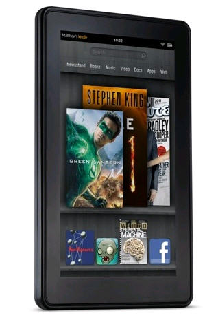 Amazon Kindle Fire 8GB mới 100% SEALBOX