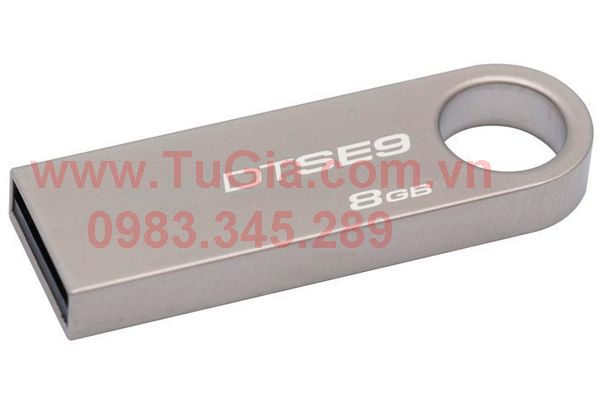 USB 8GB KINGSTON DATA TRAVELER DT SE9