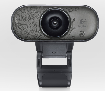 Webcam: Quickcam Logitech C210