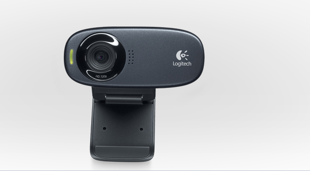 Quickcam Logitech HD Webcam C310