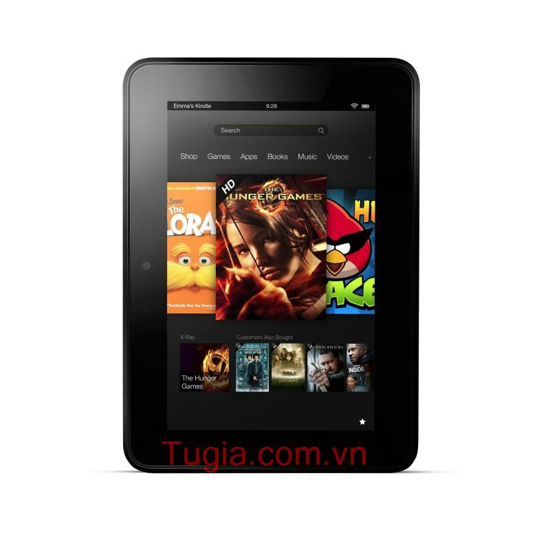 Máy tính bảng New Kindle Fire Full Color 7