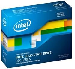 SSD Intel 330 Series - 120GB SATA 3 6Gb/s