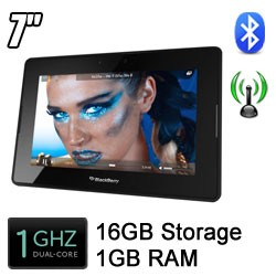 BlackBerry PlayBook 7 Inch Tablet - 16GB