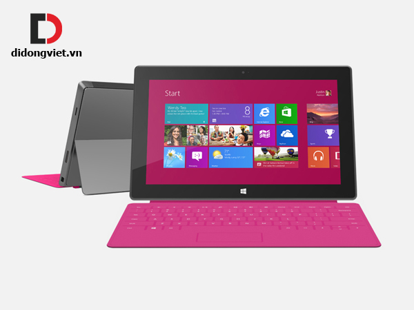 Microsoft Tablet Surface RT 64Gb -Touch Cover