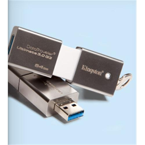 64GB KINGSTON DATA TRAVELER ULTIMATE3.0 DTU30G3 ( USB3.0)