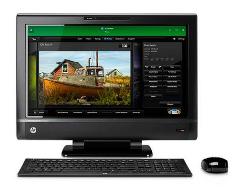 BM HP All-in-One TouchSmart 620-1188d
