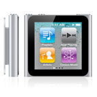 MP4 IPOD NANO GEN 6 4GB