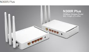 Wireless Router TOTOLINK  N300R+