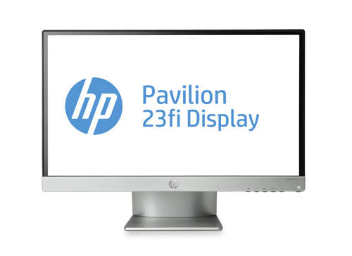 HP Pavilion 23fi IPS LED Backlit Monitor