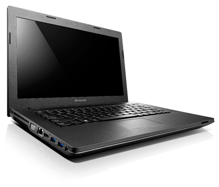 Laptop Lenovo G400-59375061 Black