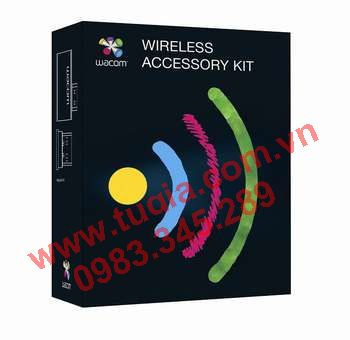 Wacom Wireless Accessory Kit ACK-40401- bộ kit wireless lắp thêm cho Wacom Intuos