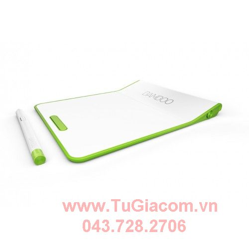 WACOM BambooPad Wireless  -  Green (Màu xanh lá/