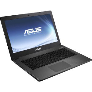 Laptop Asus X451CA-VX038D Black