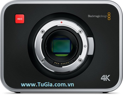 Máy ảnh Blackmagic Production Camera 4K