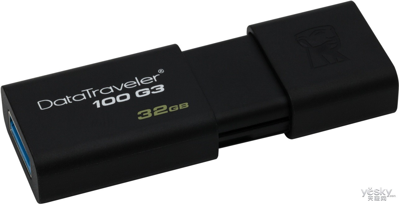 USB Kingston DT100G3 32Gb USB3.0