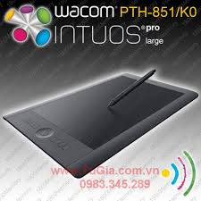 Bảng vẽ Wacom Intuos Pro Touch Large PTH-851