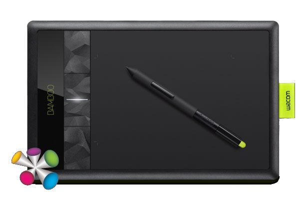 Bảng vẽ cảm ứng  Wacom Bamboo pen & touch CTH-470K (Tablet WACOM BamBoo Capture CTH 470K)