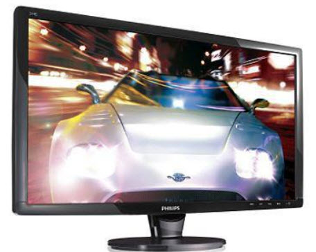 Philip LCD Monitor 18.5inch LED 191EL2SP