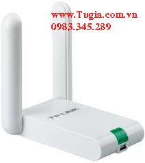 TP-Link 300Mbits Wireless USB Adapter - PC & Notebook (TL-WN822N) - 02 Anten