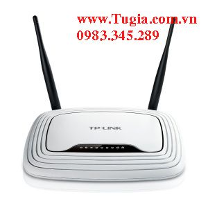 TP-Link 300Mbits Wireless 4 Port TL-WR841N