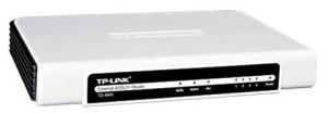 Fax Modem TP-link ADSL2+ / 4 Port Ethernet / Route