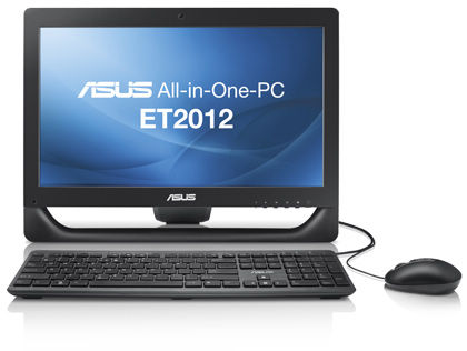 PC ASUS ALL IN ONE ET2012IGTS - Màu Đen - B002A (Non OS)