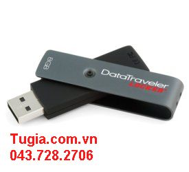 8GB KINGSTON DATA TRAVELER LOCKER PLUS