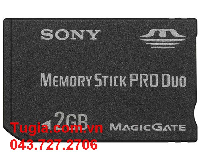 2GB Memory Stick Pro Duo Sony