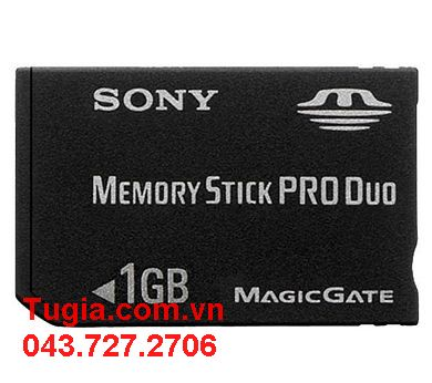 1GB Memory Stick Pro Duo Sony