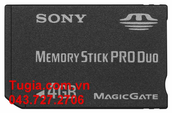 4GB Memory Stick Pro Duo Sony