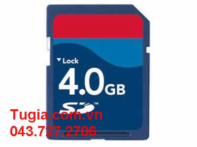 4GB Secure Digital