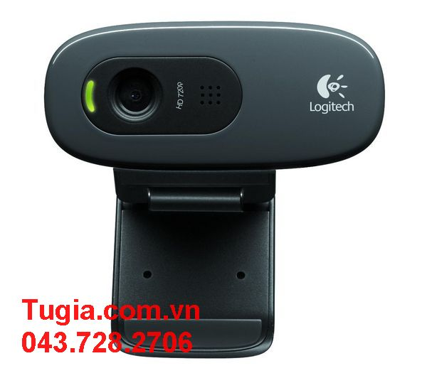 Webcam  Logitech C270 HD Quickcam