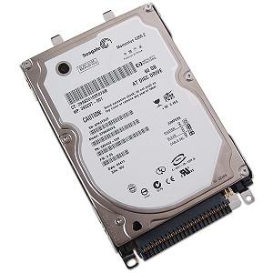 160GB SEAGATE IDE (for notebook)