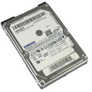 SAMSUNG 160GB SATA2 for notebook