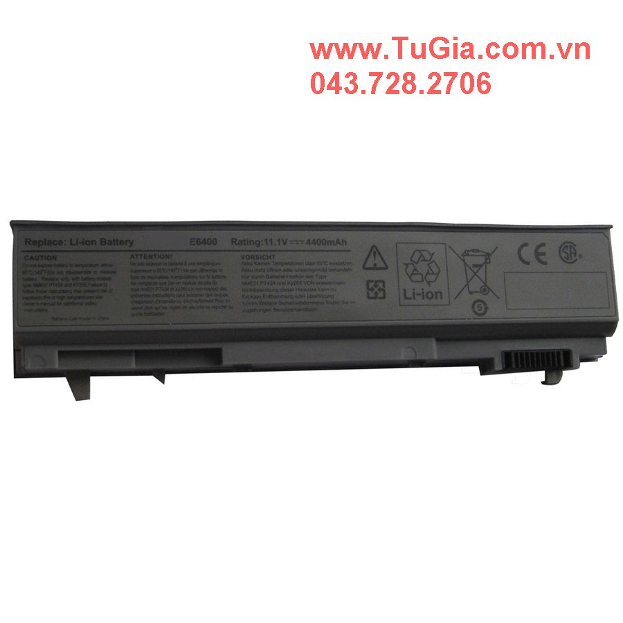 BATTERY DELL DE 6400 (6CELL)