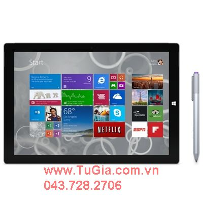 Surface Pro 3 - 64GB/Core i3
