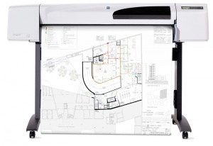 HP DESIGN JET 510 PRINTER (42inch)