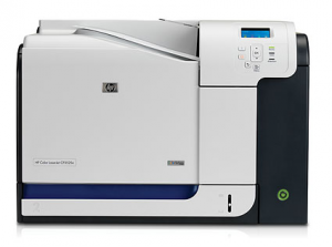 HP Color Laser Jet CP3525dn