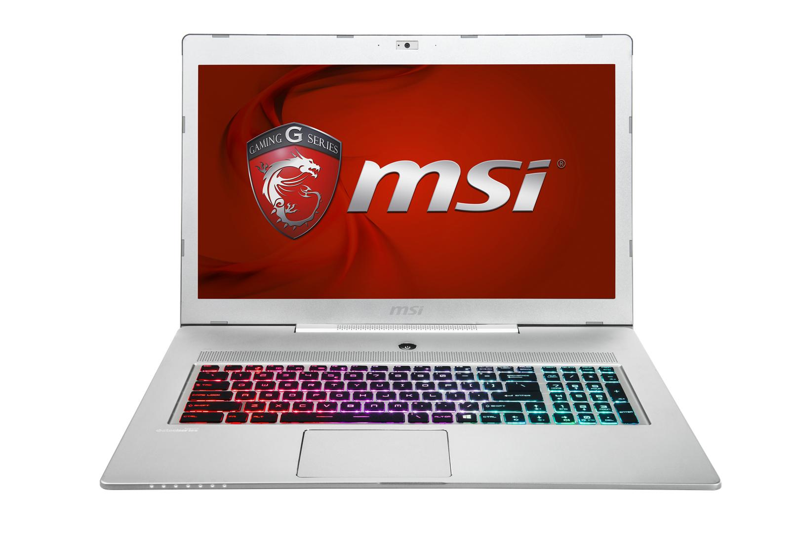 Laptop MSI GS70 2QE(Stealth Pro) 208XVN SILVER EDITION