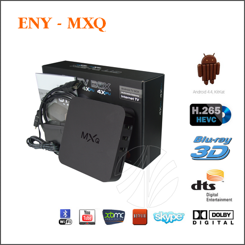 ENY MXQ - Amlogic S805 Quad Core