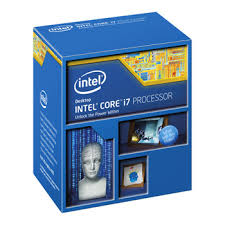 CPU Intel Core i7 4790K 4.0Ghz / 8MB / HD 4600 Graphics / Socket 1150 Haswell
