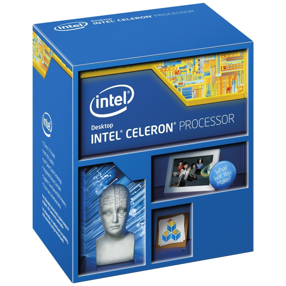 CPU Intel Celeron G1630 -2.6GHZ