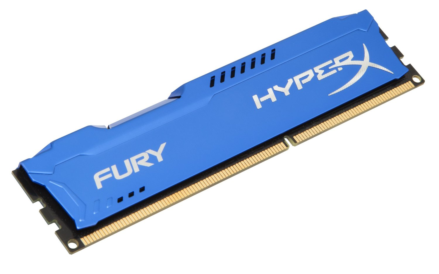 Ram Kingston 4G 1600MHZ DDR3 CL10 Dimm HyperX Fury Blue