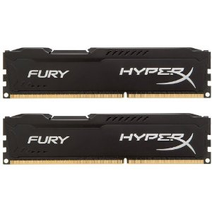 Ram Kingston 16G 1600MHZ DDR3 CL10 Dimm (kit of 2)