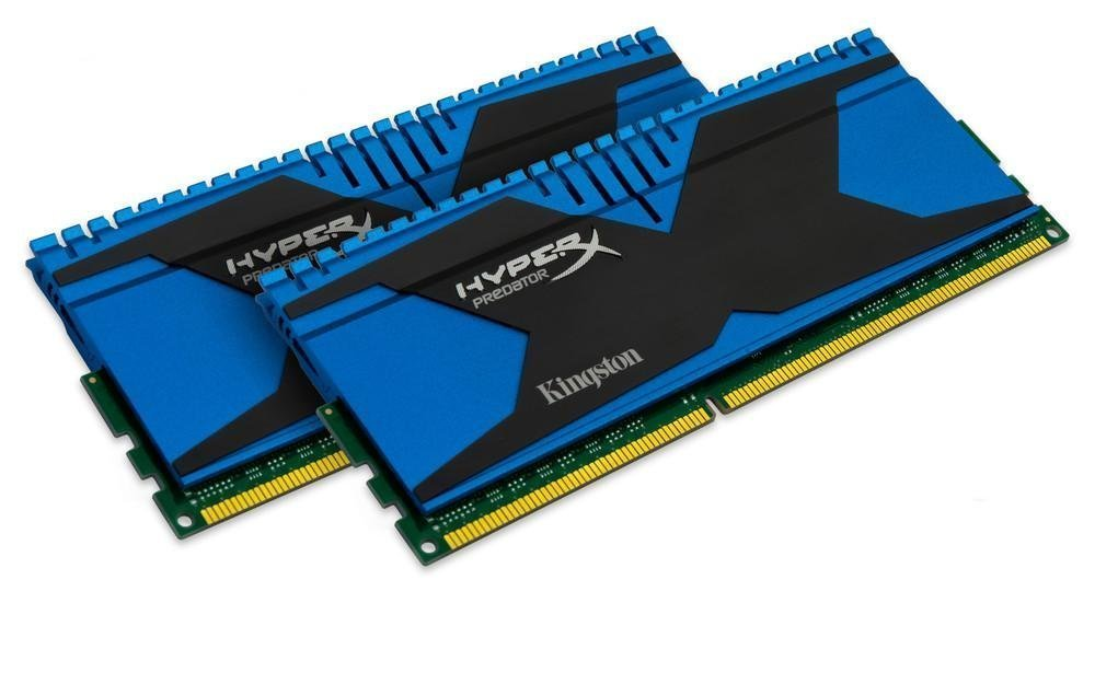 Ram Kingston 8GB  2400MHz DDR3 Non-ECC CL11 DIMM (Kit of 2) XMP Predator Series