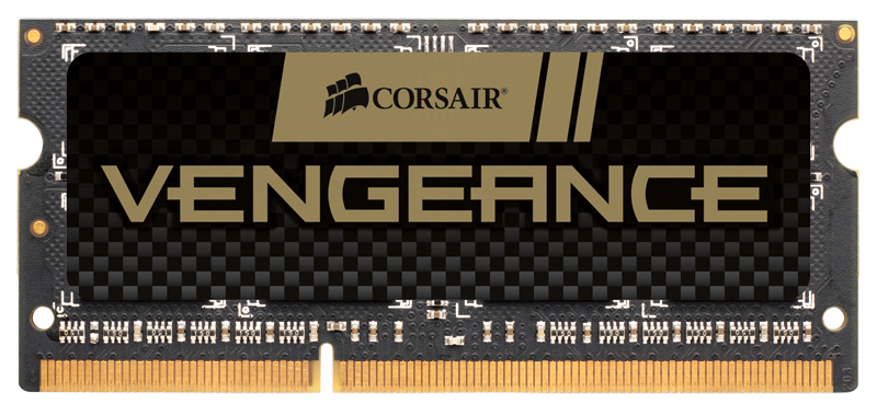 Ram Corsair DDR3 8GB bus 1600 - CMSX8GX3M1A1600C10